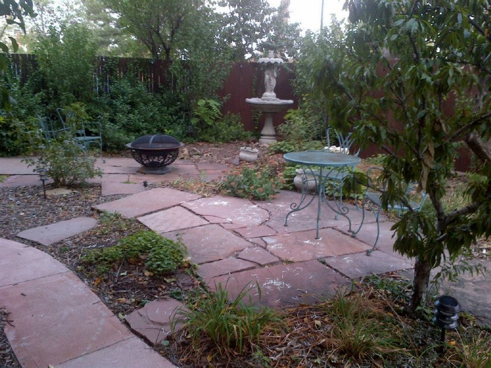 Green Light Reiki Denver CO - Garden, Healing Center